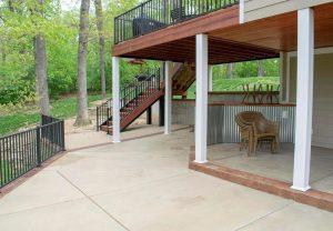 composite deck builder conway arkansas