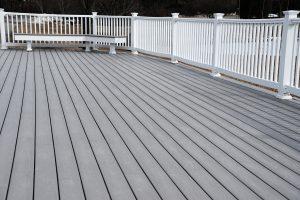 composite deck builder composite decking installed custom vinyl deck pvc decking composite deck synthetic decks cabot vilonia jacksonville searcy arkansas