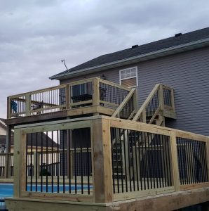 swimming pool deck cabot arkansas