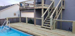swimming pool deck builder cabot searcy vilonia jacksonville arkansas